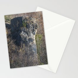 Indian Head Rock, Savanna IL Stationery Cards