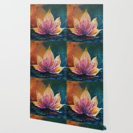 The Lotus House of Love, Peace & Migration Wallpaper