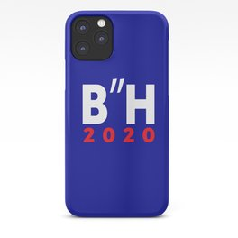 "B""H Biden Harris 2020 LOGO JKO iPhone Case"