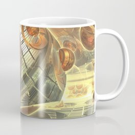 Golden Globes ReRender no2 Coffee Mug