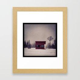 Great North #1 Framed Art Print