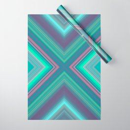 Underwater Emerald Wrapping Paper