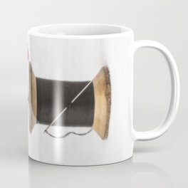 Wooden Vase Coffee Mug