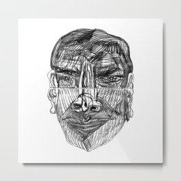Calumna. Metal Print