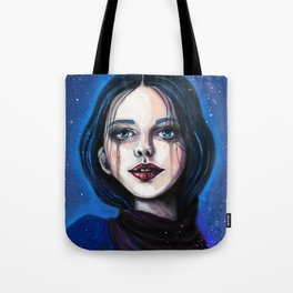 The inner blues Tote Bag