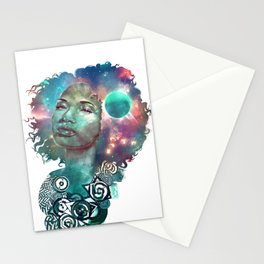 Cosmic Diva II Stationery Cards