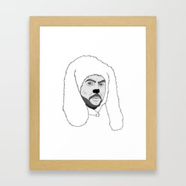 Wilfred Framed Art Print