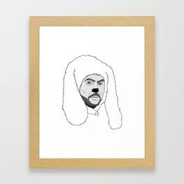 Wilfred Framed Art Print