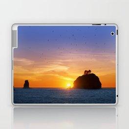 Sunset at First Beach - La Push .3 Laptop & iPad Skin