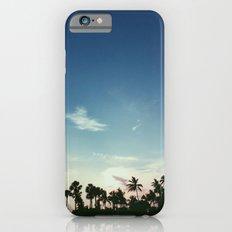 Sunset on the Beach iPhone 6s Slim Case