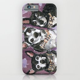 Rocco, Asher & Kane iPhone Case