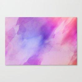 Abstract watrcolor Canvas Print