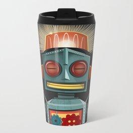 Toy Robot Metal Travel Mug