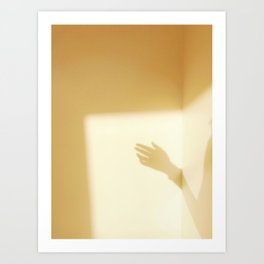 Shadow play 1 Art Print