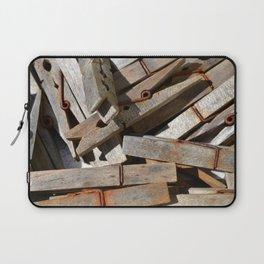 Wooden Pegs Laptop Sleeve