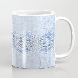 Manipulating blue Coffee Mug