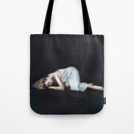 Captured sense Tote Bag