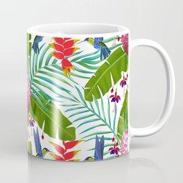 Hummingbird in the Rainforest Coffee Mug
