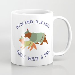 Robin Hood and Little John Coffee Mug