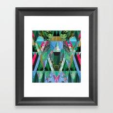 AMRON Framed Art Print