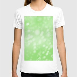 Lime Green Ombre T-shirt