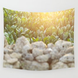 Sunset in Italy, fine art, landscape photo, Sicily photography, Puglia, Apulia, nature lover, love Wall Tapestry
