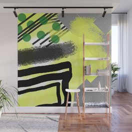funky patterns Wall Mural