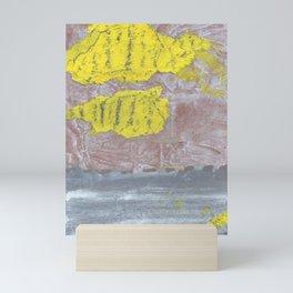 Clouds Mini Art Print
