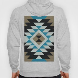 American Native Pattern No. 145 Hoody
