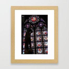Saint Michel Framed Art Print