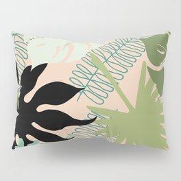 Palm Frond Play Pillow Sham