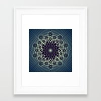 portal Framed Art Prints featuring Portal by Truly Juel