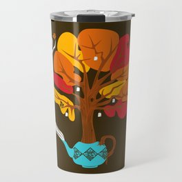 Tea Leaves Travel Mug