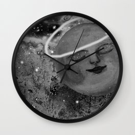 In the Stardust of a Dream Wall Clock