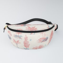 Where they Belong - Pastel Colors Fanny Pack