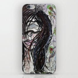 You Will Hinder My Growth No More Love iPhone Skin
