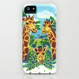 Pride and Joy iPhone Case