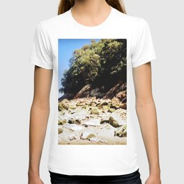 Rocky Beach Coastline T-shirt