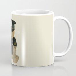 police ted  Coffee Mug
