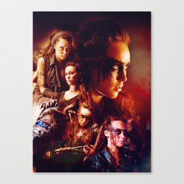 The 100: Heda Canvas Print