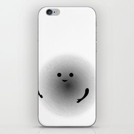 Moirè Friend iPhone Skin