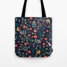 Flying Around in the Garden Tote Bag