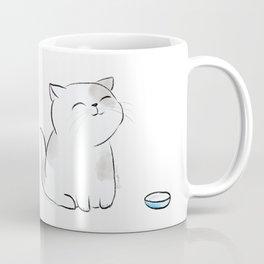 Feed me, Human. Coffee Mug