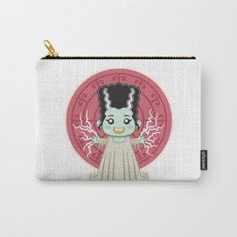 Frankenstein Bride Kid Carry-All Pouch