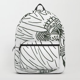 Tropical Serenity Backpack