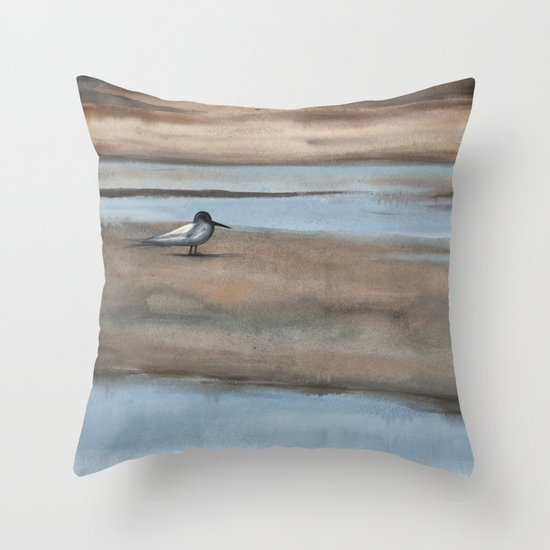 fen Throw Pillow
