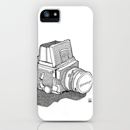 Mamiya iPhone Case