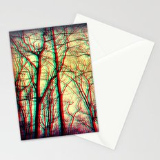 3-d vision Stationery Cards