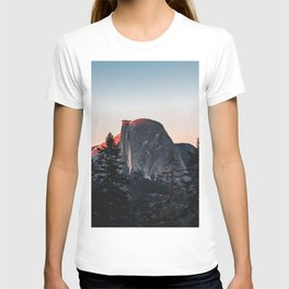 Last Light at Yosemite National Park T-shirt