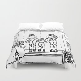 Fall Collection Duvet Cover